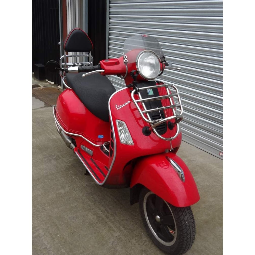 Vespa Gts Rear Rack