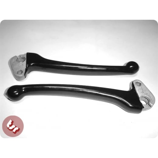 VESPA Hand Levers Clutch/Brake - PX/Sprint Black Drum Brake Classic