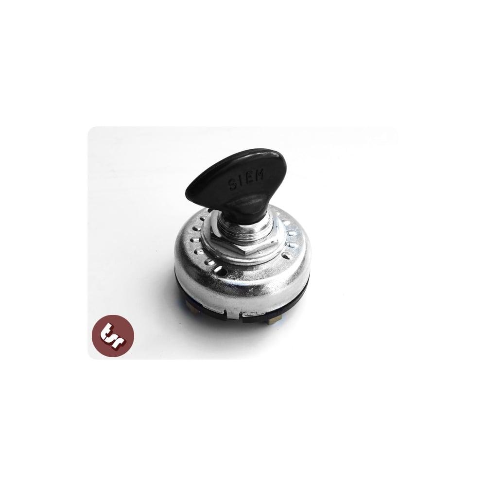 Vespa Ignition Switch Unit Gs 150  160 Lock  Key Vs2-vs5 Vsb1t Gran Sport Siem