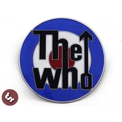 VESPA/LAMBRETTA/MINI The Who Mod Billet CNC Side Panel/Legshield Badge/Emblem