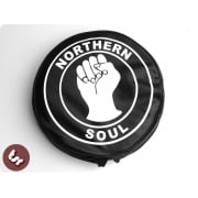 "VESPA/LAMBRETTA TSR 10"" Spare Wheel Cover - Northern Soul"