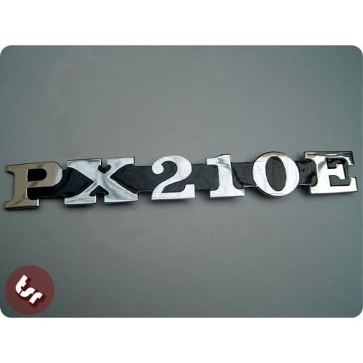 VESPA Malossi Panel/Legshield Badge PX 210 P200 PX210E