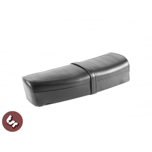 VESPA PK Standard Black Bench Seat ETS S PKS 50 100 125