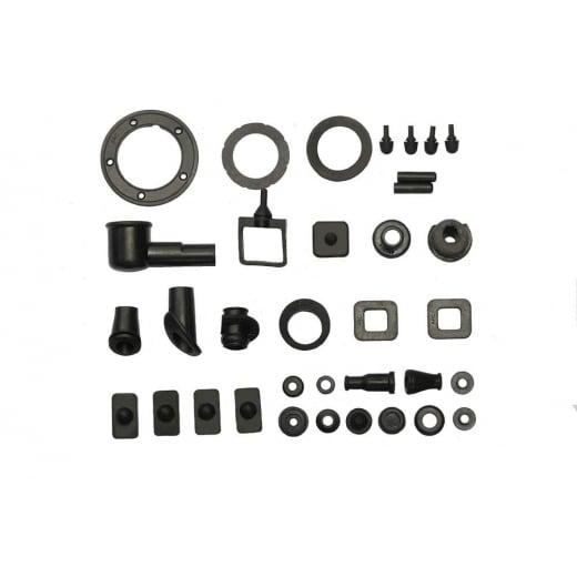 VESPA PX 125 150/LML Complete Rubber Grommet Kit