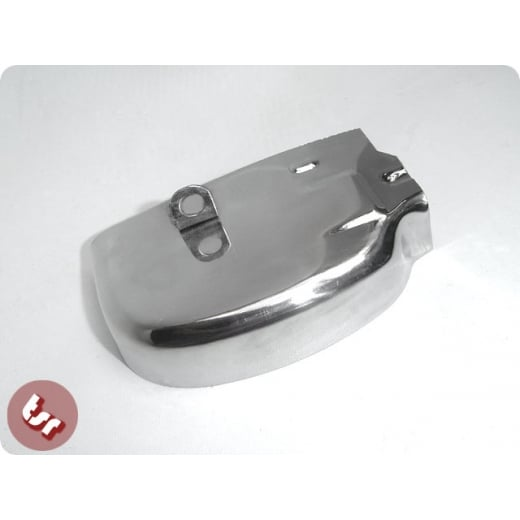 VESPA PX Gear Selector Cover Stainless Steel