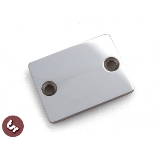 VESPA PX/LML/GTV Solid Billet CNC Disc Brake Handlebar Master Cylinder Cover