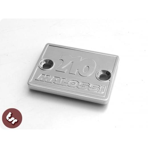 VESPA PX/LML MALOSSI CNC Disc Brake Cap Handlebar Master Cylinder Cover 210 P210