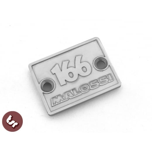VESPA PX/LML MALOSSI Kit CNC Disc Brake Handlebar Master Cylinder Cover 166 p166