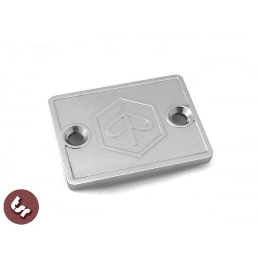 VESPA PX/LML/Piaggio Billet CNC Disc Brake Handlebar Master Cylinder Cover Cap