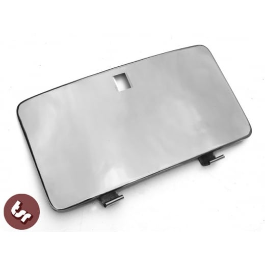VESPA PX/LML/T5 Custom Glove/Tool Box Door Lid Stainless Steel Toolbox/glovebox