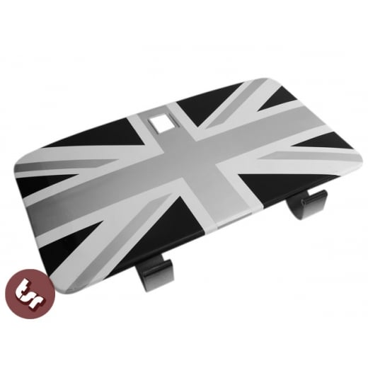 VESPA PX/LML/T5 Custom Glove/Tool Box Door Lid Union Jack B  sc 1 st  The Scooter Republic & VESPA PX/LML/T5 Custom Glove/Tool Box Door Lid Union Jack B/W ...