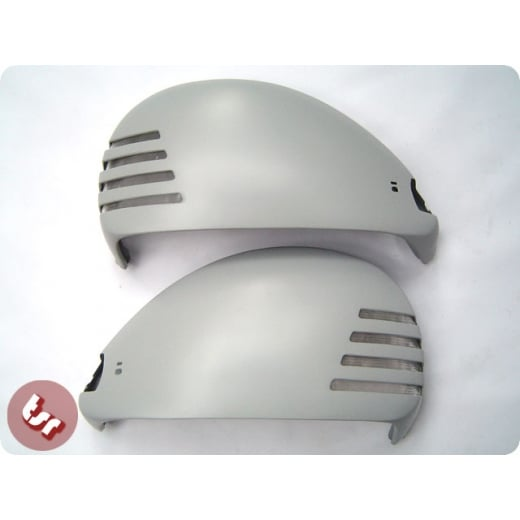 VESPA PX/LML/T5 Side Panels Race Cut Vents/Grill/Scoops