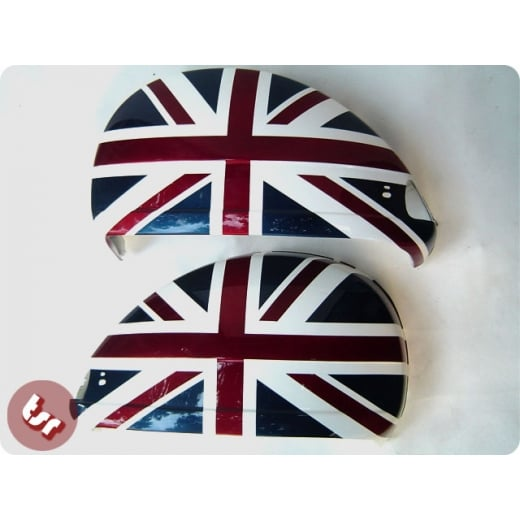 VESPA PX/LML/T5 UNION JACK FLAG PROPAINT SIDE PANEL SET