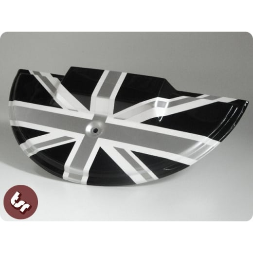 VESPA PX/T5/LML 1/2 Moon Spare Wheel Cover Union Jack >