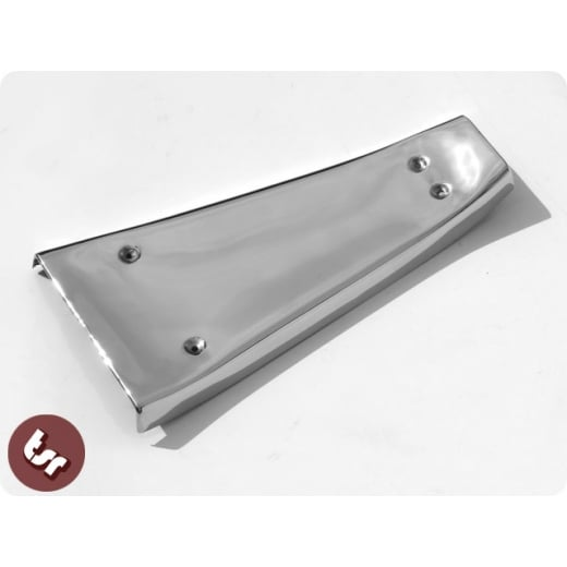 VESPA PX/T5/LML Stainless Steel Chrome Finish Floor Plate/Mat Centre