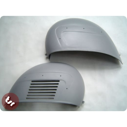 VESPA Quality GS160 Side Panels/Cowl Set Primer GS 160