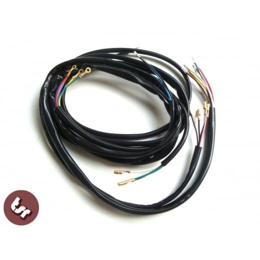 VESPA QUALITY Wiring Loom v50 N / L / R
