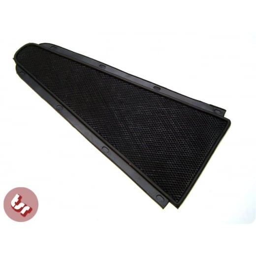 VESPA Rubber Centre Mat Black VBB/VLB Sprint/VBC Super