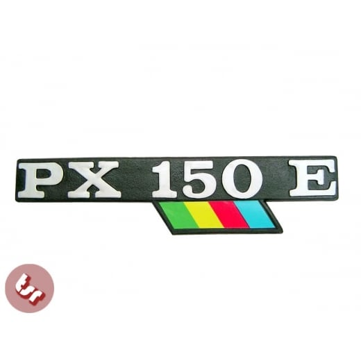 VESPA Side Panel 'PX150E' Badge PX 150