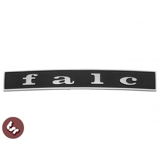 VESPA Smallframe Billet CNC Badge/Emblem FALC 50 Special v 90/ET3 Primavera 100
