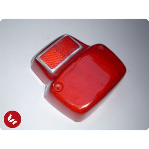 VESPA Smallframe Rear Light Lense V 50/90/100 SS50/SS90