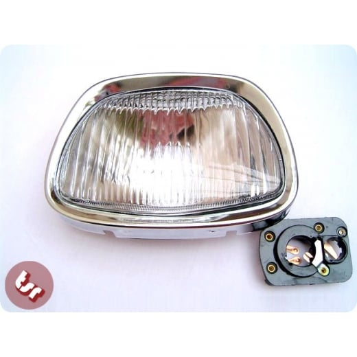 VESPA Sprint/SS180 Complete Front Light/Headlight Unit