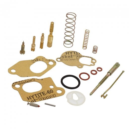 TSR Vespa Sprint/VBB Carb Repair Kit - Jets/Gaskets - for SI 20/20 Dell Orto