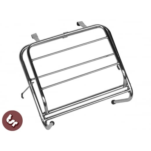 Vespa Stainless Steel Front Rack Carrier Px Vbb Lml Et3