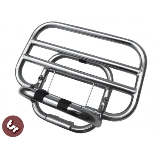 VESPA Stainless Steel Rear Rack Carrier GTS 125/300 SUPER