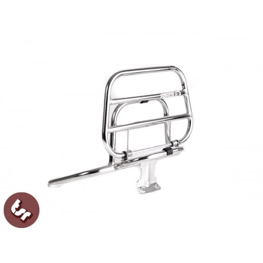 VESPA Stainless Steel Rear Rack Carrier LX/V 50/125/150