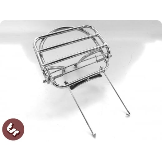 VESPA Stainless Steel Rear Rack Luggage Carrier GS 150/ACMA ULMA Widebody GS150
