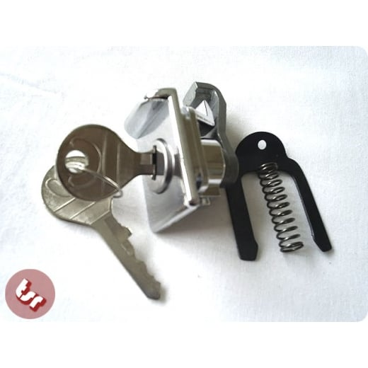 VESPA Toolbox (Panel) Lock & 2 Keys Sprint/Super VLB/VBC