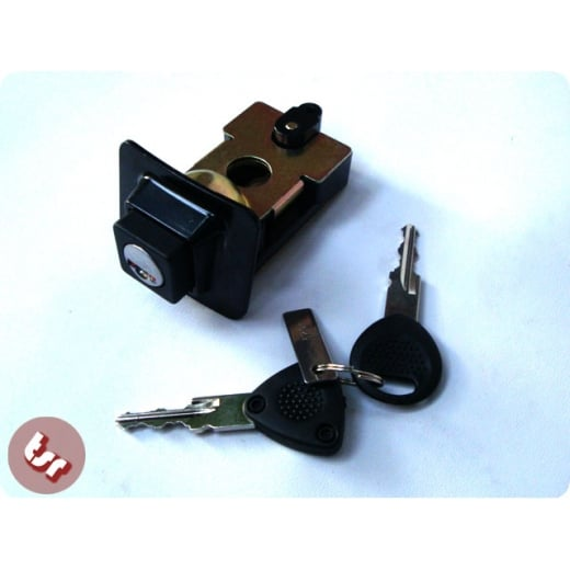 VESPA Top Quality Seat Lock/Keys for Bench Seats PX / LML / T5