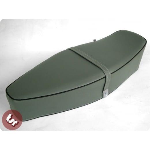 VESPA TSR Bench Dual Seat Grey/Black PX/LML/VBB/VLB