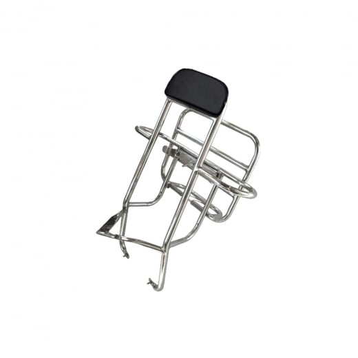 VESPA VBB/VBA/VNA Sportique Rack Wheel Holder Back Rest