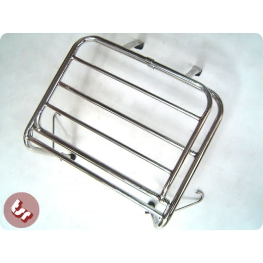 VESPA VBB/VBC/VLB Stainless Steel Front Rack Ulma Style