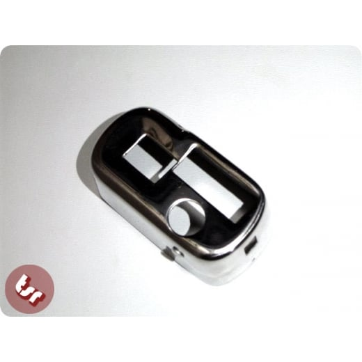 VESPA VBB/VLB/VBC Stainless Light Horn/Switch Cover
