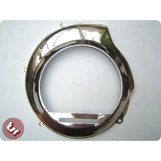 VESPA VBB/VLB/VBC Stainless Steel Flywheel Cover
