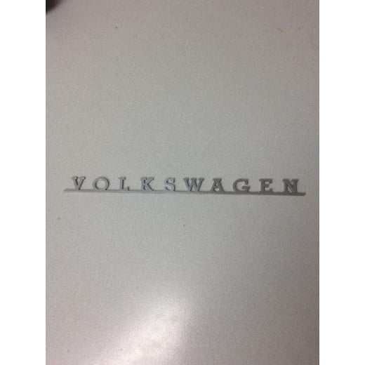 VOLKSWAGEN Camper Van Type 2 VW Bus Kombi Billet Badge/Emblem T2 Custom